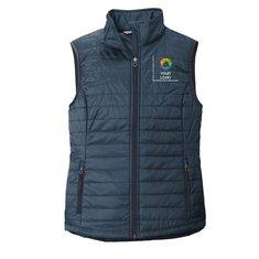 Port Authority Women's Packable Puffy Vest