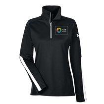 Under Armour® Ladies Qualifier Long Sleeve 1/4-Zip