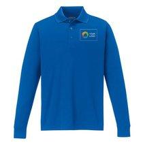 Core 365™ Men's Pinnacle Performance Long-Sleeve Piqué Polo