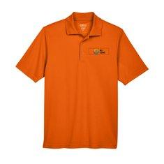 Camisa polo Origin de piqué de alto desempeño para hombre de Core 365™