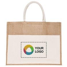 Bullet™ Mumbai Embroidered Tote Bag