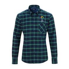 Kariertes Herrenhemd Clemson
