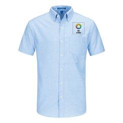 Camisa de manga corta Port Authority® SuperPro™ tipo Oxford