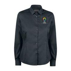 J. Harvest & Frost Black Bow 60 damskjorta
