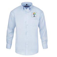 Langærmet strygefri Russell™ Ultimate herreskjorte