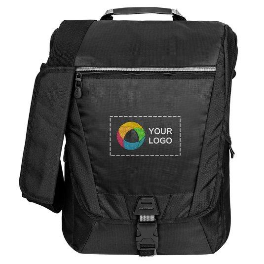 Vertex Vertical Computer Messenger Bag
