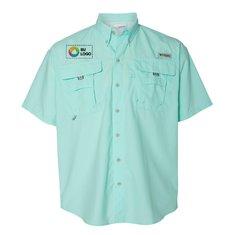 Columbia® Bahama™ II Short Sleeve Shirt