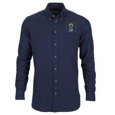 Indigo Bow 31 Slim Fit Men's Shirt