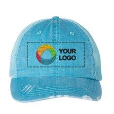 Mega Cap® Herringbone Trucker Cap