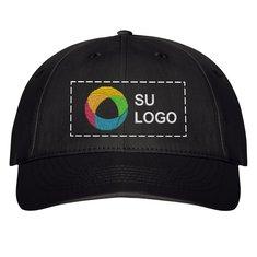 Gorra de sarga Sportsman
