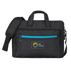 """Elite 15"""" laptopväska med inbyggd USB-port för laddning"""