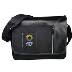 Sacoche pour ordinateur portable 15,6 pouces avec pochette sécurisée RFID Vault d'Avenue™