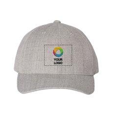 Yupoong Classics™ Premium Curved Visor Snapback Cap