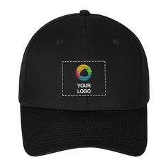 Port & Company® Six-Panel Twill Cap