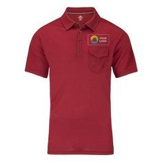 Roots73® Men's Lunenburg Short Sleeve Polo