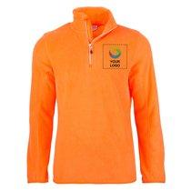 Printer Frontflip Men's Fleece Jacket
