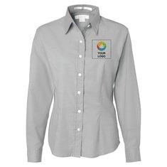 FeatherLite Ladies' Long Sleeve Oxford Shirt