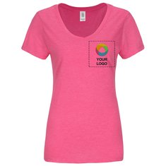 519f9665 Custom Women T-Shirts & Printed T-Shirts | Promotique by Vistaprint