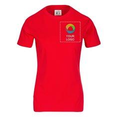 CottoVer® GOTS T-shirt i dammodell