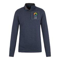 Port Authority® Interlock 1/4-Zip Polo Shirt