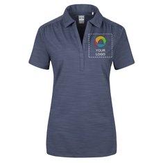 Callaway® Tonal  Women's Polo Shirt