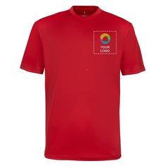 Elevate Men's Omi Short Sleeve Tech T-Shirt