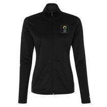 Champion® Ladies' Colorblocked Performance Full-Zip Sweatshirt