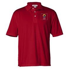 Camisa deportiva FeatherLite Moisture Free de malla