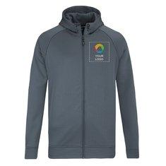 Sport-Tek® Rival Tech Fleece Full-Zip Hooded Jacket