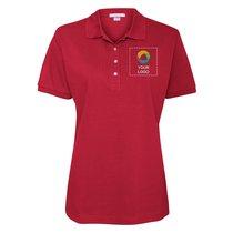 FeatherLite Ladies' 100% Cotton Pique Sport Shirt