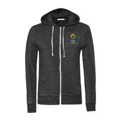 Alternative® Rocky Eco-Fleece Hooded Full-Zip Sweatshirt