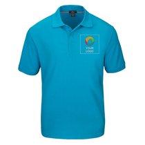 Elevate Men's Crandall Short Sleeve Polo Shirt