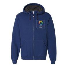 Fruit of the Loom® SofSpun Hooded Full-Zip Sweatshirt