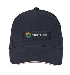 Sol's®Longchamp Denim Cap
