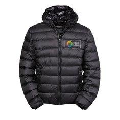 Tee Jays® Zepelin Hooded Padded Jacket