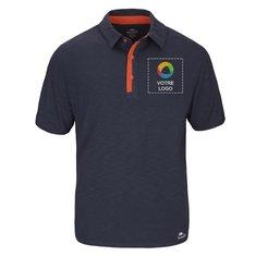 Chemise polo à manches courtes pour homme Stillwater Roots73MD
