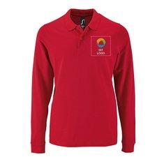 Sol's® Perfect button-down-skjorte med lange ærmer til mænd.