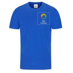 CottoVer® GOTS T-shirt i herrmodell