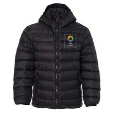 Chaqueta juvenil Weatherproof® plegable con relleno de plumón