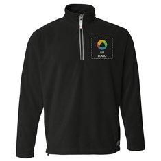 Suéter cerrado de micro forro polar Rockvale de Colorado Clothing con cremallera de 1/4