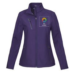 Chaqueta Soft Shell Welded de Port Authority® para dama.