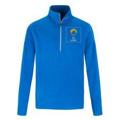 Suéter cerrado de micro forro polar Port Authority® de 1/2 cremallera