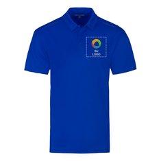 Camisa polo Port & Company® Pinpoint Mesh