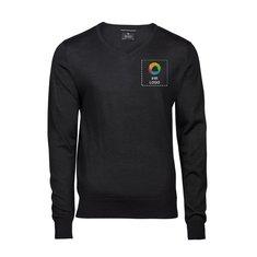 Tee Jays® Merino Blend V-Neck Sweater