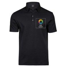 Tee Jays® Pima Cotton Interlock Polo Shirt