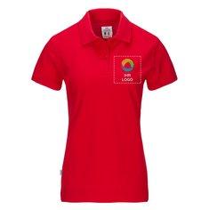 GOTS Pikee-Polohemd von CottoVer® für Damen