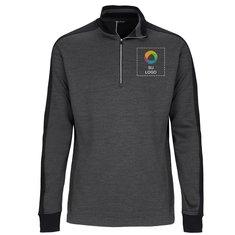 Suéter con tecnología Dri-FIT y media cremallera de Nike® Golf