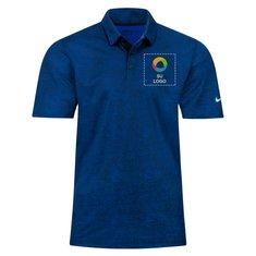 Camisa polo Nike Golf Dri-FIT® con sombreado de líneas cruzadas
