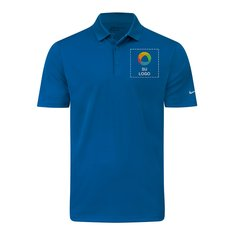 Camisa polo Players de tela Dri-FIT® con cuello de tejido plano de Nike Golf