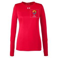 Camiseta Locker 2.0 de manga larga para mujer de Under Armour®
